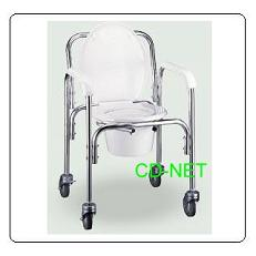【Nova】有輪鋁製便器椅 8600