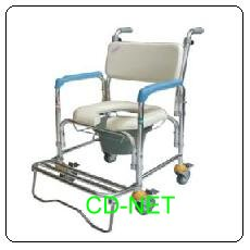 【Nova】鋁質有輪便器椅 CS-012B