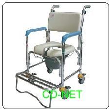 【Nova】不�袗�四輪馬桶椅 CS-012