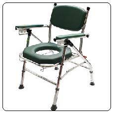 【Nova】可躺鋁質便浴椅 CS-022