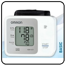 【OMRON】歐姆龍手腕式血壓計 【HEM-6121】