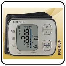 【OMRON】歐姆龍手腕式血壓計 【HEM-6221】