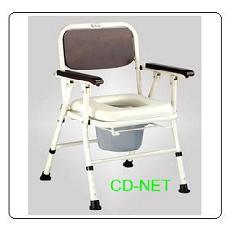 鋁質軟墊便器椅 JCS-103