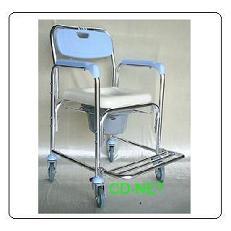 鋁質軟墊便器椅 JCS-203