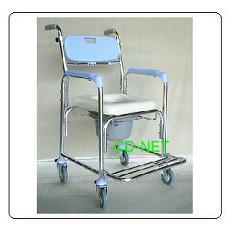 鋁質軟墊便器椅 JCS-205