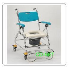 鋁質軟墊便器椅 JCS-211