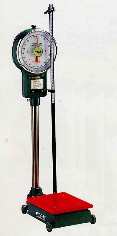 指針式身高體重台秤