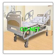 【YH306】高級電動醫療床╱三馬達╱含蓄電功能╱四片式欄杆